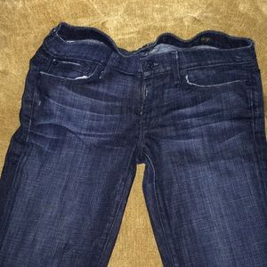 For all me mankind straight leg jeans
